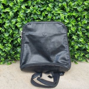the trend leather backpack